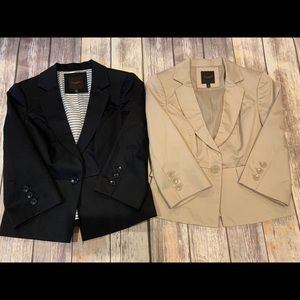 2 Jackets from The Limited Size Small